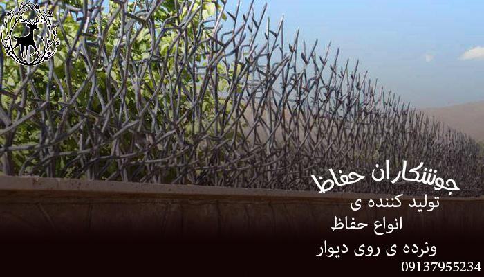 jooshkaran1123 - بهترین حفاظ و نرده ی روی دیوار در اصفهان